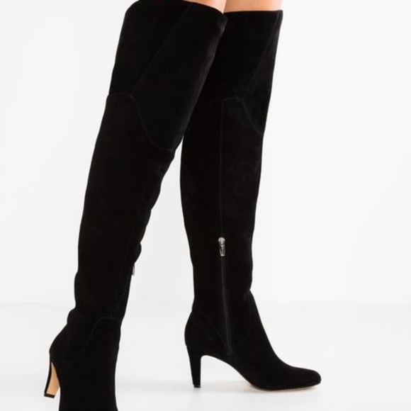 831f46253f4 🆕️Vince Camuto NIB over the knee suede boot